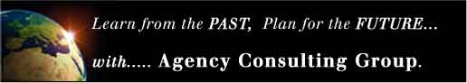 Agency Consulting Group slogan